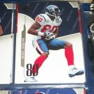 Andre Johnson 2008 UD SP football card