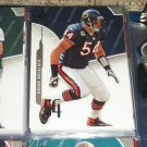 Brian Urlacher 2008 UD SP football card