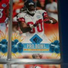 "Andre Johnson 2008 UD SP ""Pro Bowl Performers"" football card"