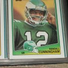 Randall Cunningham 1988 Topps Football Card