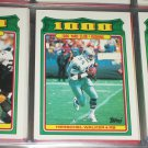 "Herschel Walker 1988 Topps RARE""1,000 YARD CLUB) Football card"