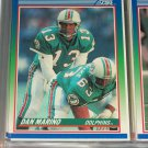 Dan Marino 1990 Score Football Card