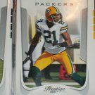 Charles Woodson 2011 Panini Prestige Football Card