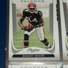 Roddy White 2011 Panini Prestige Football Card