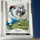 Dwight Freeney 2011 Panini Prestige football card