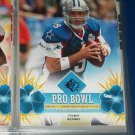 "Tony Romo 2008 UD SP ""Pro Bowl Performers"" Football Card"