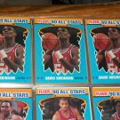 David Robinson 1990 Fleer All-Star Basketball Card