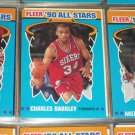 Charles Barkley 1990 Fleer All-Star Basketball Card