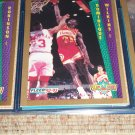 "Dominique Wilkins 92-93 ""Slam Dunk"" Basketball Card"