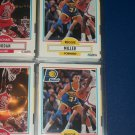 Reggie Miller 1990 Fleer basketball card