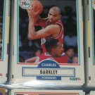 Charles Barkley 1990 Fleer Basketball Card