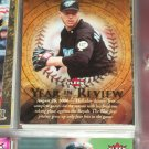 "Roy Halladay 2007 Fleer RARE ""Year in Review"" Insert Baseball Card"