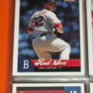 Jon Lester 2007 Fleer Baseball Card