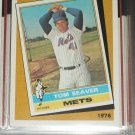 Tom Seaver RARE 1986 Topps- Turn Back the Clock- Baseball Card