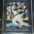 Paul Molitor 2011 Topps 60- BREWERS CAREER STOLEN BASE LEADERS BASEBALL CARD