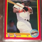 Tony Gwynn 1990 Score Baseball Card