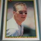 Cal Ripken 1990 Bowman Baseball Card