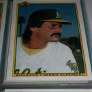 Dennis Eckersley 1990 Bowman Baseball Card