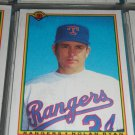 Nolan Ryan 1990 Bowman Baseball Card