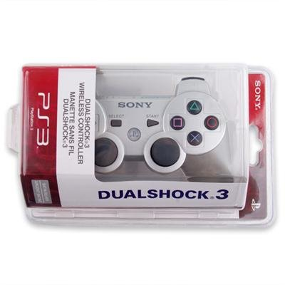 DualShock 3 Wireless Controller for PS3 - Silver