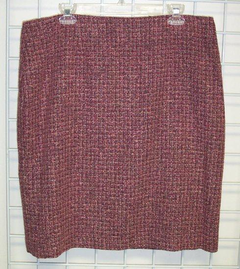 Norton McNaughton Pencil Skirt NWT Size 16  101-443 location99