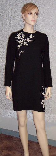 Liz Claiborne Career Party Dress Size 6 P 169-47 Once Is Never Enough