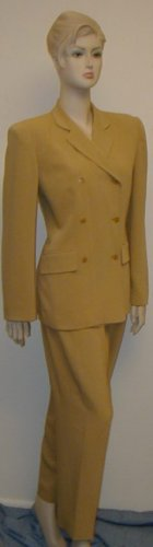 Jones New York Stunning Pant Suit Size 6 - 8 Once Is Never Enough