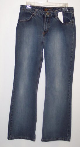 Route 66 Vintage Fade Jeans Size 7/8 101-812 Once Is Never Enough