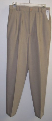 Fundamental Things Dress Slacks Pants Size 12 Career Clothing 101-939 Once Is Never Enough