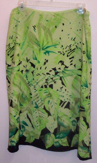 Villager A Liz Claiborne Company Super Cute Skirt Size 12 444-1 Once Is Never Enough