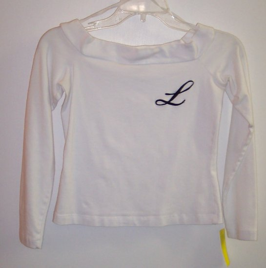 Eyeshadow Top Shirt Size Girls L  or Womans S 374-244 Once Is Never Enough