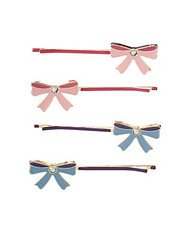 Gymboree NWT Carded Bow Bobby Pins Hair Pins LaBelle Epoque La Belle Epoque box11