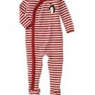 NWT Gymboree Penguin Parade Onepiece One Piece Sleeper PJs Size 18 - 24 Months box11