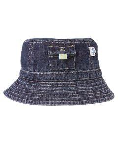 NWT Gymboree My Dinosaur Denim Hat Size 0 - 3 Months