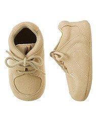 Gymboree NIP Gone Camping Booties Crib Shoes Size 02 box9