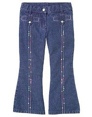 Gymboree NWT Imaginary Friends Sequins Jeans Size 4