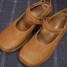 Smart Fit Camel Colored Girls Mules Shoes Girls Size 3 101-12shoes location84