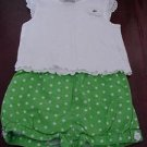 Gymboree Spring Fun 2005 Shorts & George White Eyelet Top Size 12 Months Box8