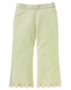 Gymboree NWT Garden Bloom Mint Green Pants Size 7 101-4113 location8