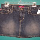 Hollister Micro Mini Denim Skirt 0 101-4014 locationw4