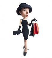 Estee Lauder More Than Mascara ~ .1 oz ~ Rich Black ~ 355-311