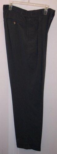 Croft and Barrow Men's Dress Slacks Pants 34 X 34 101-14h location48