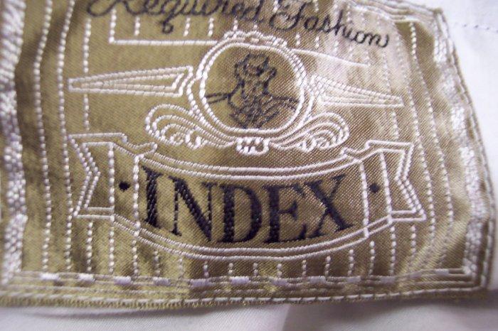 Required Fashion Index Mens Men's Slacks Pants 34 X 34 Black 101-12h location48