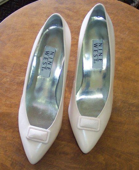 Nine West Ninewest Pumps~ Shoes ~ 8 N 8N ~ 662-16 Vintage Shoes