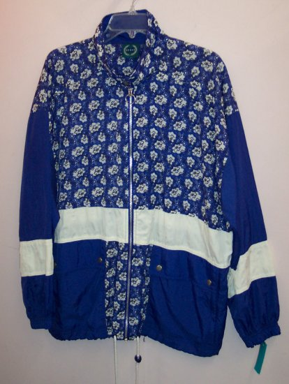 M Sport Retro Windjacket Jacket ~ Size 14 - 16 Large ~ 101-6h location87