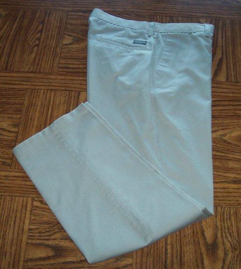 Lee Performance Khakis Men's Slacks Pants 32 X 32 101-2h location131