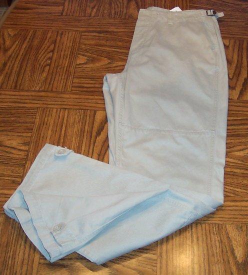 POLO JEANS COMPANY Ralph Lauren Casual Slacks Khaki PANTS Size 10 101-4333 location95