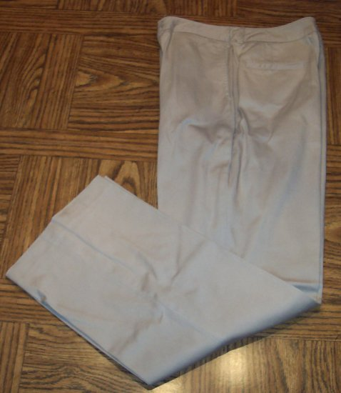 DRESSBARN dress barn Casual Slacks Tan PANTS Size 12 101-25 location95