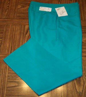Vintage NWT Old Stock Arnold Palmer Green Mens Men's Funky Retro Golf Pants 34 x 29 101-h27 locw19