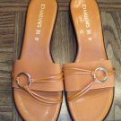 DAMIANI'S Orange Womens Women's Sandals Shoes Made In Italy Size 10  SH1 location85